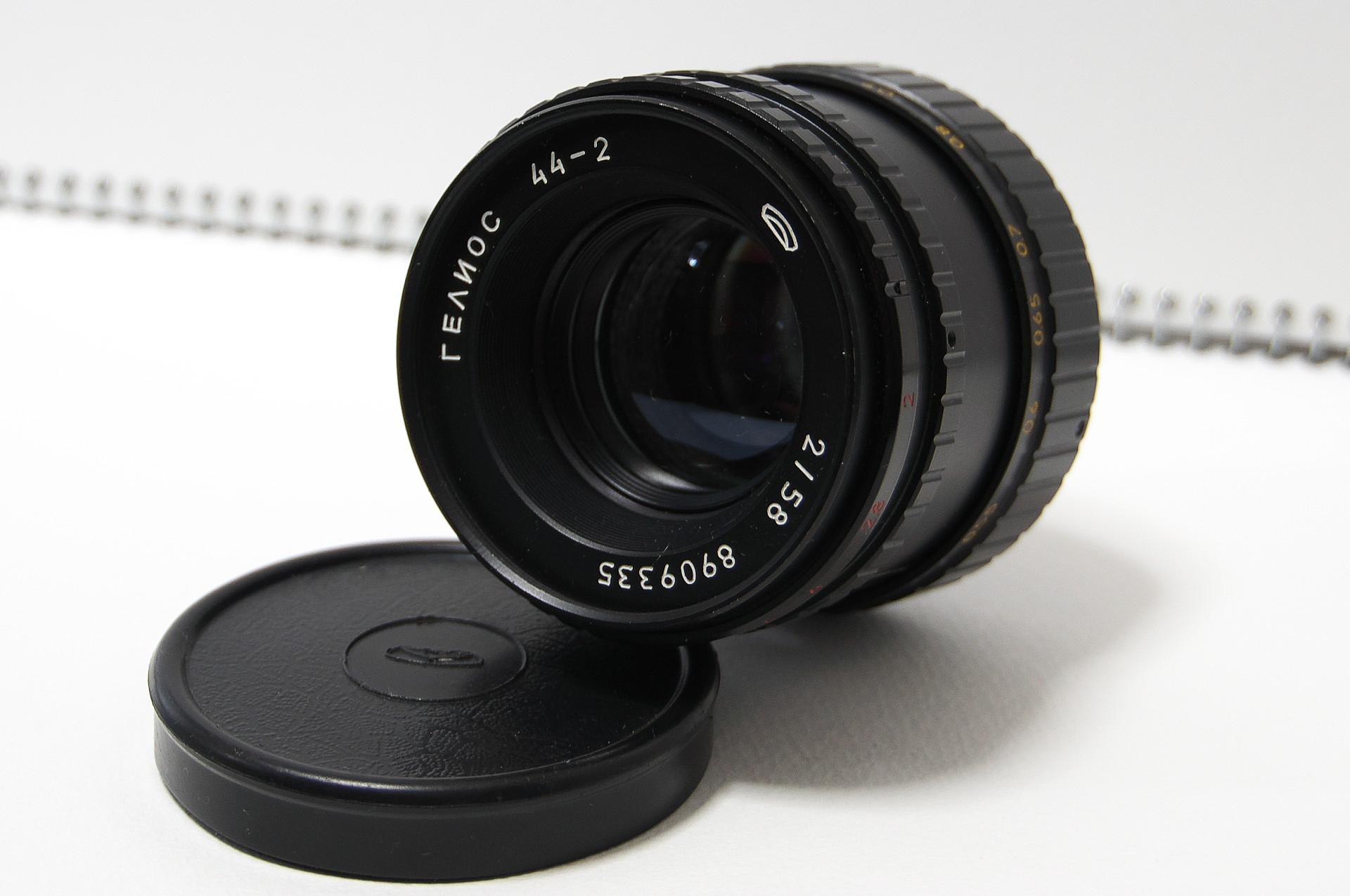 オールドレンズを使ってみよう ロシア製レンズ helios 44 2 58mm f2 0